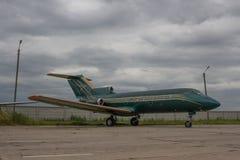 αεροπλάνο παλαιό στοκ εικόνα