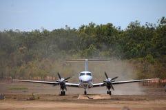 Αεροπλάνο του Μπους Στοκ εικόνες με δικαίωμα ελεύθερης χρήσης