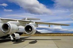 Αεροπλάνο φτερών Στοκ Φωτογραφίες