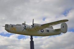 Αεροπλάνο. Στοκ εικόνα με δικαίωμα ελεύθερης χρήσης