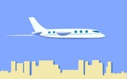 Αεροπλάνο απεικόνιση αποθεμάτων