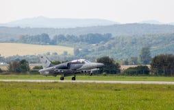 Αεροπλάνο λ-159 Alca στο airshow Στοκ Εικόνες