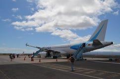 Αεροπλάνο Thame Στοκ Φωτογραφία