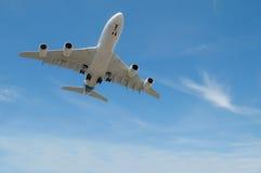 Αεροσκάφη αεριωθούμενων αεροπλάνων Στοκ φωτογραφία με δικαίωμα ελεύθερης χρήσης