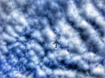 Αεροσκάφη στοκ φωτογραφία με δικαίωμα ελεύθερης χρήσης