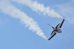 Αεροσκάφη μαχητών Στοκ εικόνα με δικαίωμα ελεύθερης χρήσης