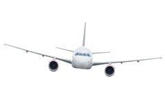 αεροσκάφη που απομονώνο Στοκ εικόνα με δικαίωμα ελεύθερης χρήσης