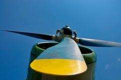 Αεροσκάφη στον αερολιμένα Στοκ Εικόνα
