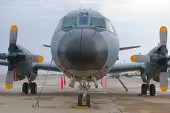 αεροσκάφη στρατιωτικά Στοκ Φωτογραφία