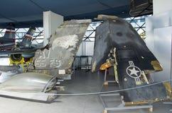 Αεροσκάφη φ-16C και φ-117 Στοκ φωτογραφίες με δικαίωμα ελεύθερης χρήσης