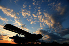 Αεροσκάφη Στοκ Φωτογραφίες