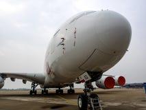 A380 αεροσκάφη Στοκ Εικόνες