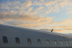 Αεροσκάφη Στοκ εικόνα με δικαίωμα ελεύθερης χρήσης