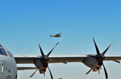 Αεροσκάφη Στοκ Εικόνες