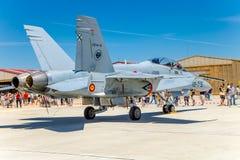 Αεροσκάφη McDonnell Douglas F/A-18 Hornet Στοκ Φωτογραφίες