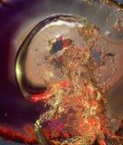 αεροφυσαλίδες παράξενες στοκ φωτογραφία