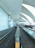 αερολιμένας Ντουμπάι διεθνές Στοκ Εικόνες