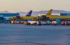Αερολιμένας στη Βαρκελώνη Στοκ φωτογραφία με δικαίωμα ελεύθερης χρήσης