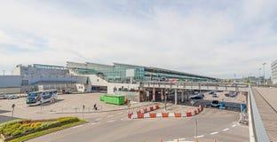 Αερολιμένας Στουτγάρδη, Γερμανία - τερματικό Στοκ φωτογραφία με δικαίωμα ελεύθερης χρήσης