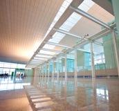 Αερολιμένας της Βαρκελώνης Στοκ εικόνα με δικαίωμα ελεύθερης χρήσης