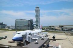Αερολιμένας της Ιαπωνίας Οζάκα Kansai Στοκ φωτογραφία με δικαίωμα ελεύθερης χρήσης