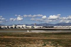Αερολιμένας της Πάλμα ντε Μαγιόρκα Στοκ Εικόνες