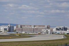 Αερολιμένας της Φρανκφούρτης (Γερμανία) Στοκ Εικόνες
