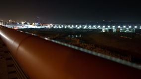 Αερολιμένας του Αμβούργο ακολουθίας χρονικού σφάλματος απόθεμα βίντεο