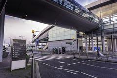 Αερολιμένας του Δουβλίνου Στοκ Εικόνα