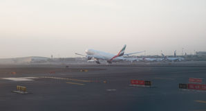 Αερολιμένας του Ντουμπάι Στοκ Εικόνα