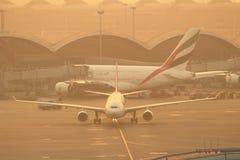 Αερολιμένας του Chek Lap Kok, Χονγκ Κονγκ Στοκ εικόνες με δικαίωμα ελεύθερης χρήσης
