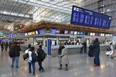 αερολιμένας Φρανκφούρτη Στοκ εικόνες με δικαίωμα ελεύθερης χρήσης