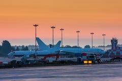 Αερολιμένας Στοκ Φωτογραφίες