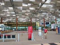 Αερολιμένας Changi Στοκ φωτογραφίες με δικαίωμα ελεύθερης χρήσης