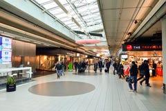 Αερολιμένας Schiphol του Άμστερνταμ Στοκ Φωτογραφίες