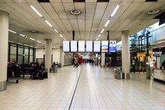 Αερολιμένας Schiphol του Άμστερνταμ Στοκ εικόνες με δικαίωμα ελεύθερης χρήσης