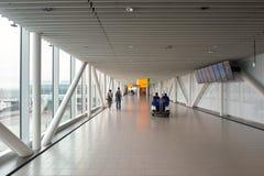 Αερολιμένας Schiphol Στοκ Φωτογραφίες