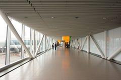 Αερολιμένας Schiphol Στοκ Εικόνα