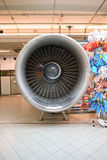 Αερολιμένας Schiphol Στοκ εικόνα με δικαίωμα ελεύθερης χρήσης