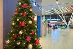 Αερολιμένας Schiphol Στοκ εικόνες με δικαίωμα ελεύθερης χρήσης