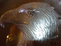 Αετός κρυστάλλου στοκ φωτογραφία με δικαίωμα ελεύθερης χρήσης
