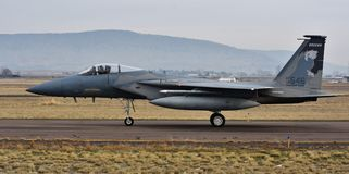 Αετός Πολεμικής Αεροπορίας φ-15C Στοκ Φωτογραφία