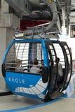 Αετός Skylift καθισμάτων Arthurs Στοκ φωτογραφία με δικαίωμα ελεύθερης χρήσης