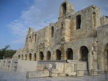 Αθήνα που στέκεται ακόμα Στοκ Εικόνα