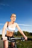 Αθλήτρια Στοκ εικόνες με δικαίωμα ελεύθερης χρήσης