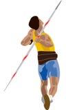 αθλητής Στοκ Φωτογραφία