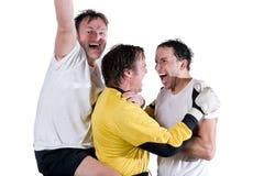 αθλητική επιτυχία Στοκ Εικόνες