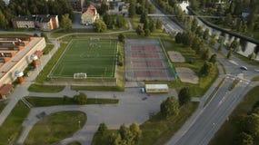 Αθλητική περιοχή Στοκ Εικόνα