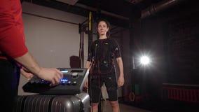 Αθλητικός εξοπλισμός υποκίνησης EMS ηλεκτρο φιλμ μικρού μήκους