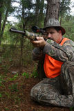 αθλητικός τύπος κυνηγών στοκ φωτογραφίες με δικαίωμα ελεύθερης χρήσης